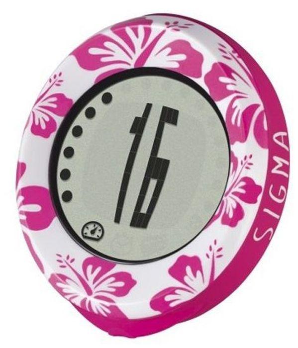 Велокомпьютер Sigma MySpeedy Aloha ATS, 4 функцииSIG_03007Велокомпьютер Sigma Sport MySpeedy – это новая серия, которая обладает уникальным стилем, ярким красочным дизайном. Управление производится всего лишь одной кнопкой, меню простое и понятное. Компьютер оснащен только основными, необходимыми для обычного катания функциями. Функции: Текущая скорость Время поездки Преодоленное расстояние (за поездку) Суммарный пробег Характеристики: Легкочитаемые символы Простое управление одной кнопкой Установка на велосипед без инструментов Беспроводная передача сигнала Водонепроницаемый корпус (IPX7)