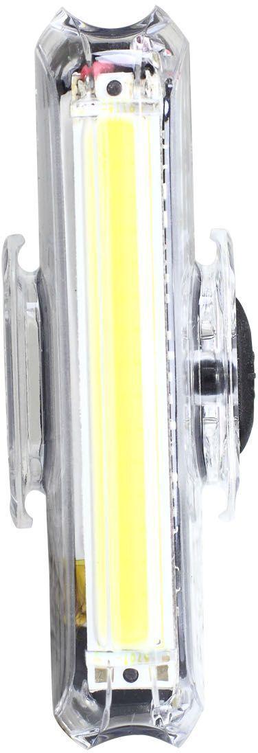 Фонарь передний Moon Mk-II, 1 диод, 8 режимов, USBWP_Mk-II_W