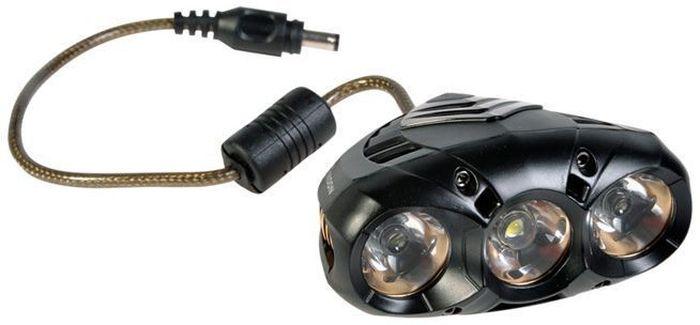 Фонарь передний Moon X-Power1000, 3 диода 7 режимовWP_X-Power1000_W_3_LEDТехнические характеристики 3(U2 for X-power 1000) сверх-ярких LED светодиода Алюминиевый корпус 7 вариантов работы: Максимум/ Низко / Стандарт/ Высоко /Мигание / Стробоскоп /SOS Быстросъемное крепление на руль (22-31.8mm ) Быстросъемное крепление на шлем Система охлаждения Индикатор разряда Четкие оптические линзы Встроенная lithium ion батарея (7.4V 3300mAh) Индикатор разряда и полной зарядки аккумулятора USB выход Умная зарядка (100-240 volts) Размер:46 x 47 x 22 mm