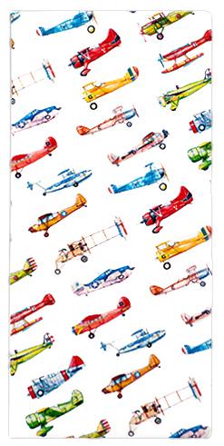 Обложка для документов Kawaii Factory Airplanes, цвет: белый. KW066-000017KW066-000017