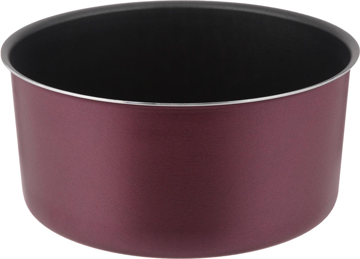 Форма для выпечки Scovo Забава, диаметр 18 смRZ-062Форма для выпечки Scovo Забава изготовлена из листового алюминия с антипригарным покрытием на всей поверхности. Пища в такой форме не пригорает и не прилипает к стенкам, готовое блюдо легко вынимается. Изделие прекрасно подойдет для выпечки кулича. Такая форма станет полезным приобретением для вашей кухни. Можно мыть в посудомоечной машине и использовать в духовке. Диаметр формы: 18 см. Высота стенки: 8,5 см.