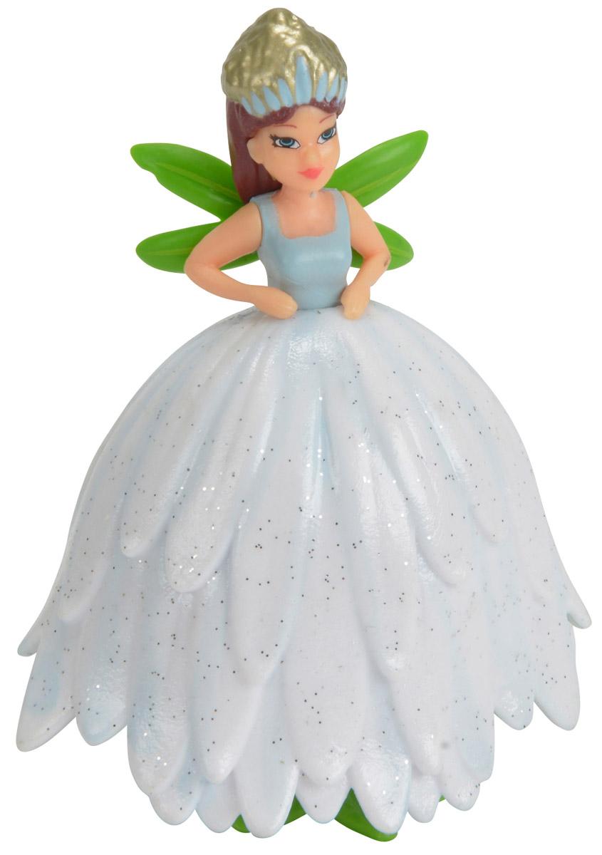Simba Фигурка Фея Zefira9201654_ZefiraФигурка Simba Фея Zefira обязательно порадует вашу маленькую принцессу! Главная магия игрушечной феи заключается в ее способности превращаться в красивый цветок. А все благодаря волшебной юбочке, выполненной из специального резинового материала. Приподняв юбочку наверх, фея легко превращается в цветочек, а если у цветка опустить лепестки, он также легко превратится обратно в фею. Фигурка выполнена из безопасных и долговечных материалов. Фигурка совместима с наборами из данной серии игрушек.