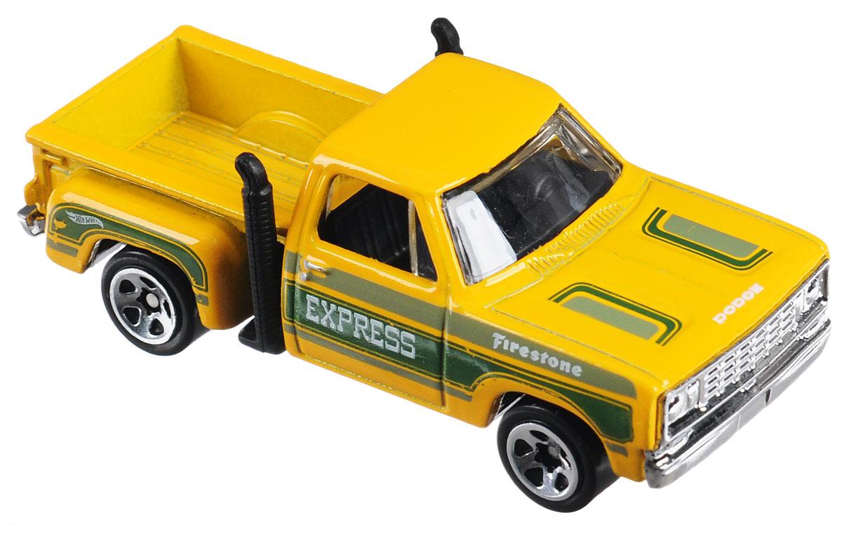 Hot Wheels Машинка 1978 Dodge Li'L Red Express Truck