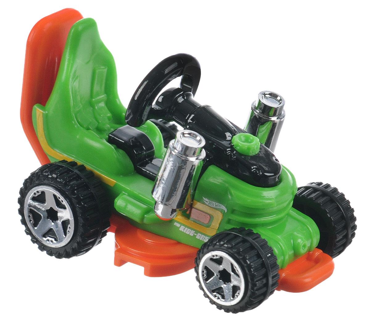 Hot Wheels Машинка Grass Chomper