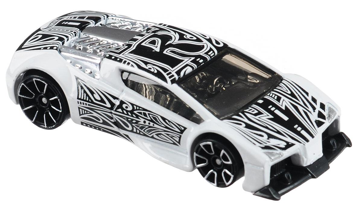 Hot Wheels Art Cars Машинка Zotic