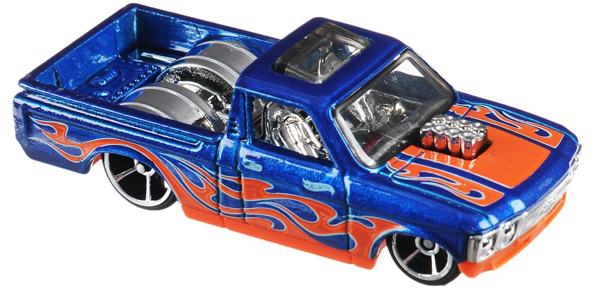 Hot Wheels Flames Машинка Custom 72 Chevy Luv
