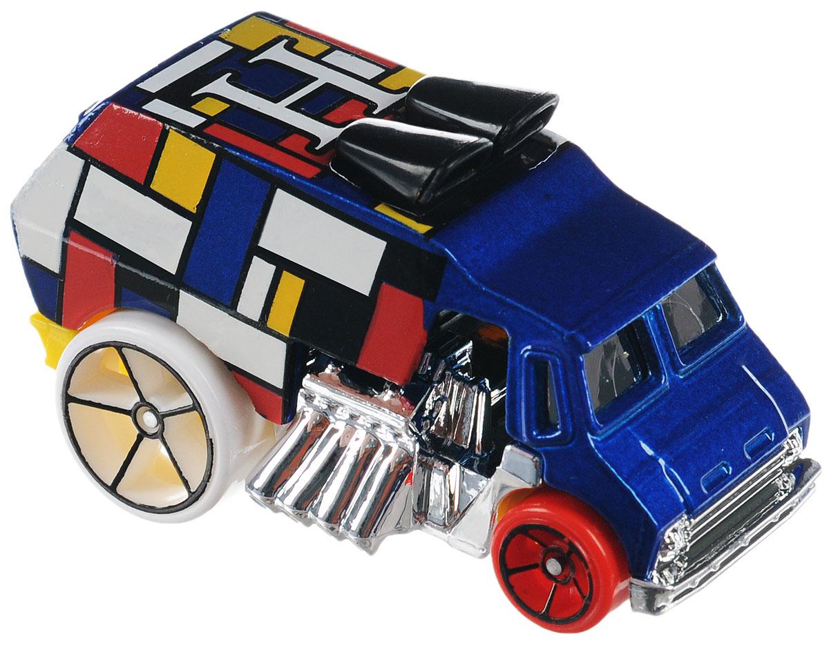 Hot Wheels Art Cars Машинка Cool-One
