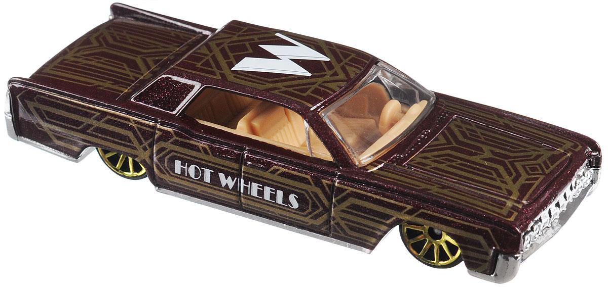 Hot Wheels Art Cars Машинка 64 Lincoln Continental