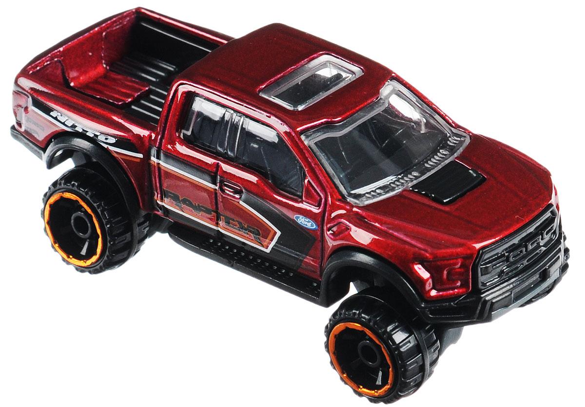 Hot Wheels Машинка 17 Ford F-150 Raptor