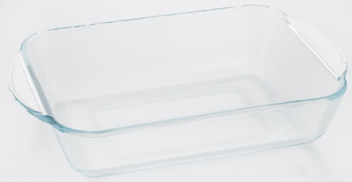 Форма для запекания VGP, прямоугольная, стеклянная, 30 х 19 х 6 см1822Форма для запекания VGP изготовлена из термостойкого, экологически чистого боросиликатного стекла. Изделие выдерживает температуру от -40°С до +300°С. Не содержит кадмия и свинца. Толстые стенки изделия позволяют пище готовиться быстро и равномерно. Форма предназначена для приготовления пищи в духовке, жарочном шкафу и микроволновой печи, пригодна для хранения и замораживания различных продуктов, а также для сервировки пищи.