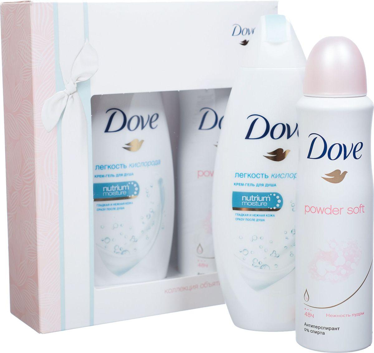 Dove подарочный набор Коллекция объятия нежности67083398Появление бренда Dove связано с созданием уникального очищающего средства для кожи, не содержащего щелочи. Формула единственного в своем роде крем-мыла на четверть состоит из увлажняющего крема - именно это его качество помогает защищать кожу от раздражения и сухости, которые неизбежны при использовании обычного мыла. Dove —марка, которая известна благодаря авангардному изобретению: мягкому крем-мылу. Dove любим миллионами, ведь они не содержат щелочи, оказывают мягкое, щадящее воздействие на кожу лица и тела. Удивительное по своим свойствам крем-мыло довольно быстро стало одним из самых популярных косметических средств. Успех этого продукта был настолько велик, что производители долгое время не занимались расширением ассортимента. Прошло почти сорок лет с момента регистрации товарного знака Dove, прежде чем свет увидел крем-гель для душа и другие косметические средства этой марки. Все они создаются на основе формулы, разработанной еще в прошлом веке, но не потерявшей своей...