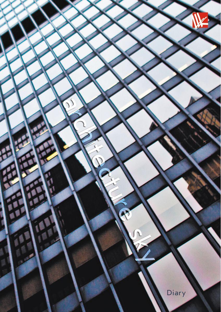 Канц-Эксмо Ежедневник Офисный стиль Городская геометрия недатированный 160 листов формат А6ЕЖЛ17616003Ежедневник недатированный в твердой обложке формата А6, 160 листов. Обложка с матовой ламинацией и выборочным лакированием. Форзацы - карты России/мира. Бумага офсет 60 г/м2, белая, однокрасочная печать. Обширный справочный материал: календарь на 4 года, таблицы мер, весов, размеров, условных обозначений, часовые пояса, коды регионов и др.