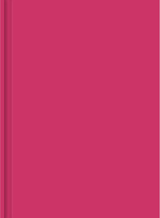 Канц-Эксмо Ежедневник City недатированный 136 листов цвет малиново-розовый формат A5ЕСТ17513602Ежедневник недатированный в твердой обложке формата А5 (CITY), 136 листов. Обложка из ПВХ. Бумага офсет 60г/м2, белая, ляссе. Подходит под тиснение.