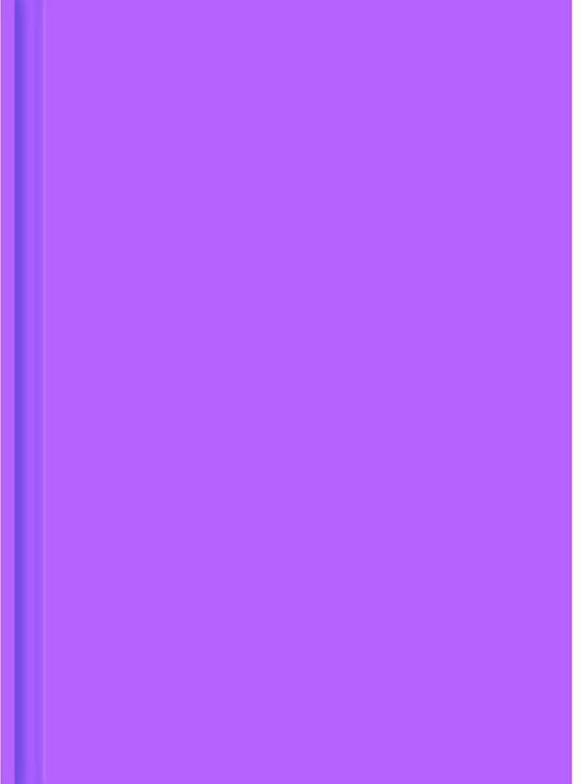 Канц-Эксмо Ежедневник City недатированный 136 листов цвет фиолетовый формат A5ЕСТ17513607Ежедневник недатированный в твердой обложке формата А5 (CITY), 136 листов. Обложка из ПВХ. Бумага офсет 60г/м2, белая, ляссе. Подходит под тиснение.