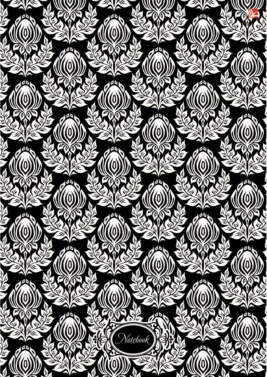Канц-Эксмо Записная книжка Орнамент Изысканный стиль 100 листов в клеткуКЗ41001932Записная книжка в твердом переплете А4, 100 листов. Обложка с глянцевой ламинацией. Бумага – офсет 60 г/м2, белая, клетка. Сшитый блок.