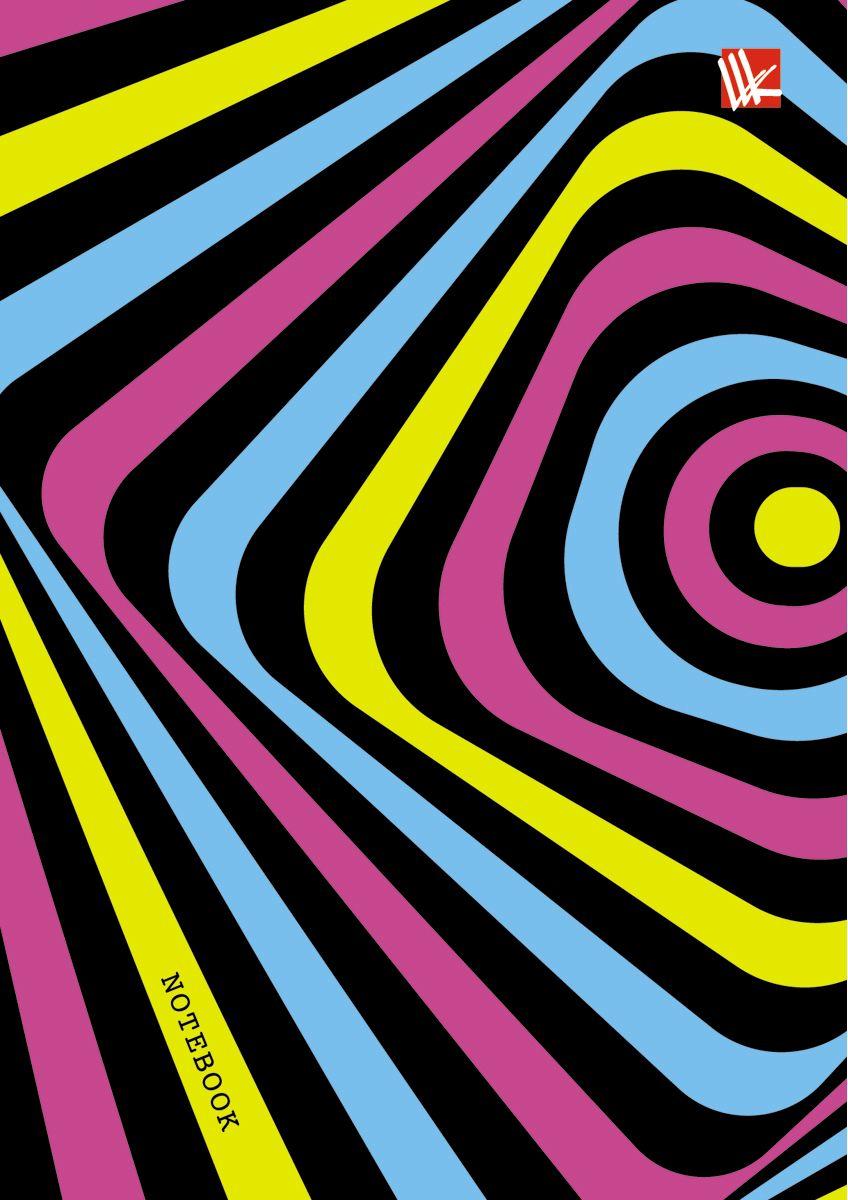 Канц-Эксмо Записная книжка Орнамент Яркий стиль 96 листов в клеткуКЗ6962195Записная книжка в твердом переплете А6, 96 листов. Обложка с глянцевой ламинацией. Форзацы белые. Бумага – офсет 60 г/м2, клетка. Сшитый блок.