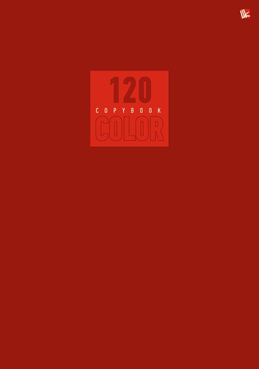 Канц-Эксмо Тетрадь Стиль и цвет 120 листов в клетку цвет красныйТ41205176Тетрадь А4 120 листов на швейно-клеевом креплении, клетка. Обложка мелованный картон повышенного качества, матовая ламинация. Бумага офсет 60г/м2