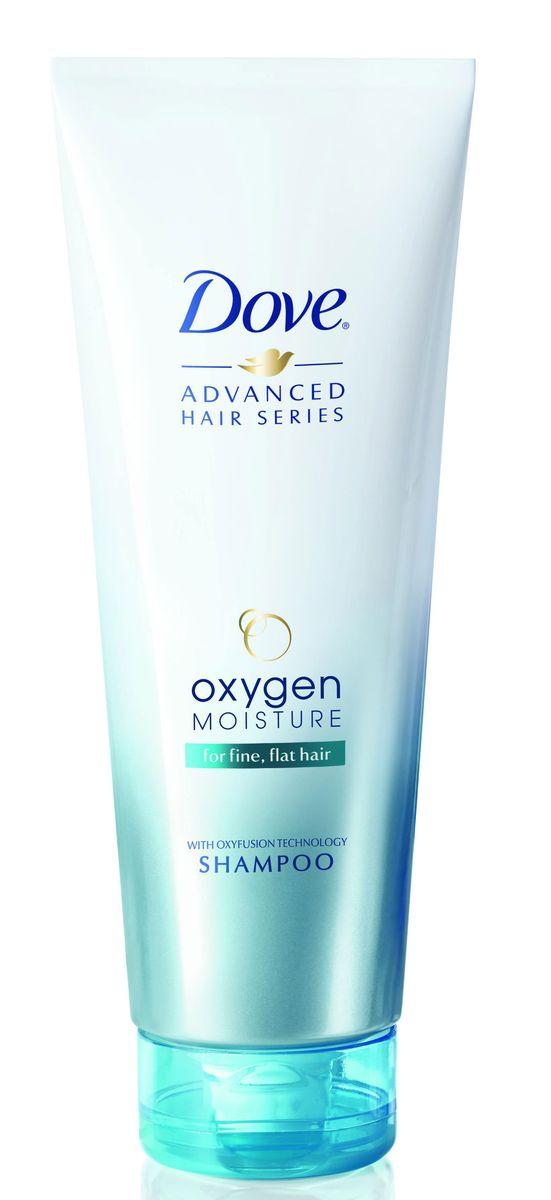 Dove Advanced Hair Series Шампунь Легкость кислорода 250 мл