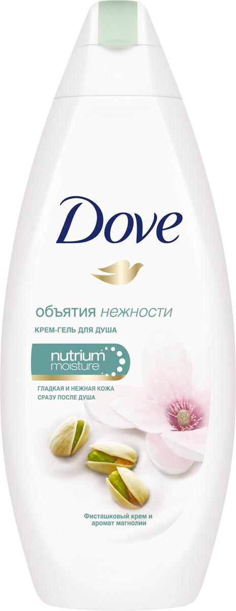 Dove Гель для душа Фисташковый крем и магнолия 250 мл