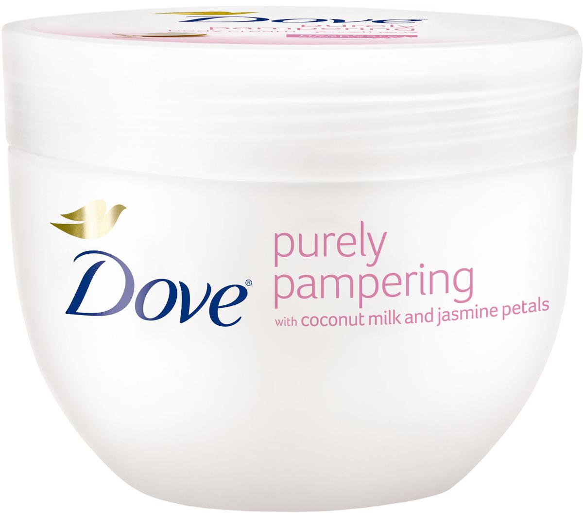 Dove Крем для лица и тела Объятия нежн кокос молочко и лепестки жасмина 150 мл