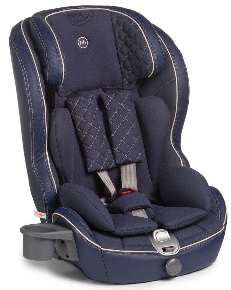 Happy Baby Автокресло Mustang Isofix Blue 4650069780335