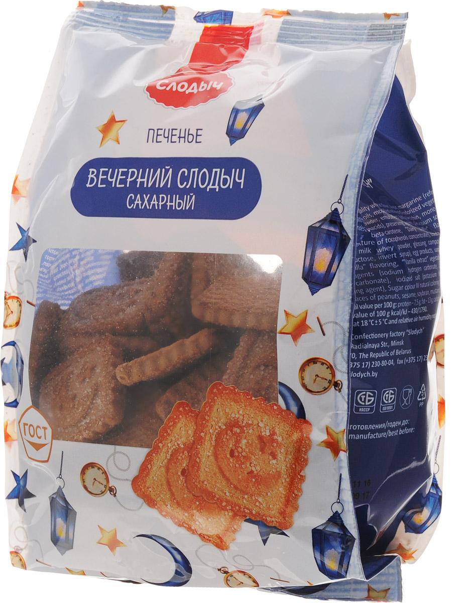 Слодыч Вечерний слодыч сахарный печенье, 250 г