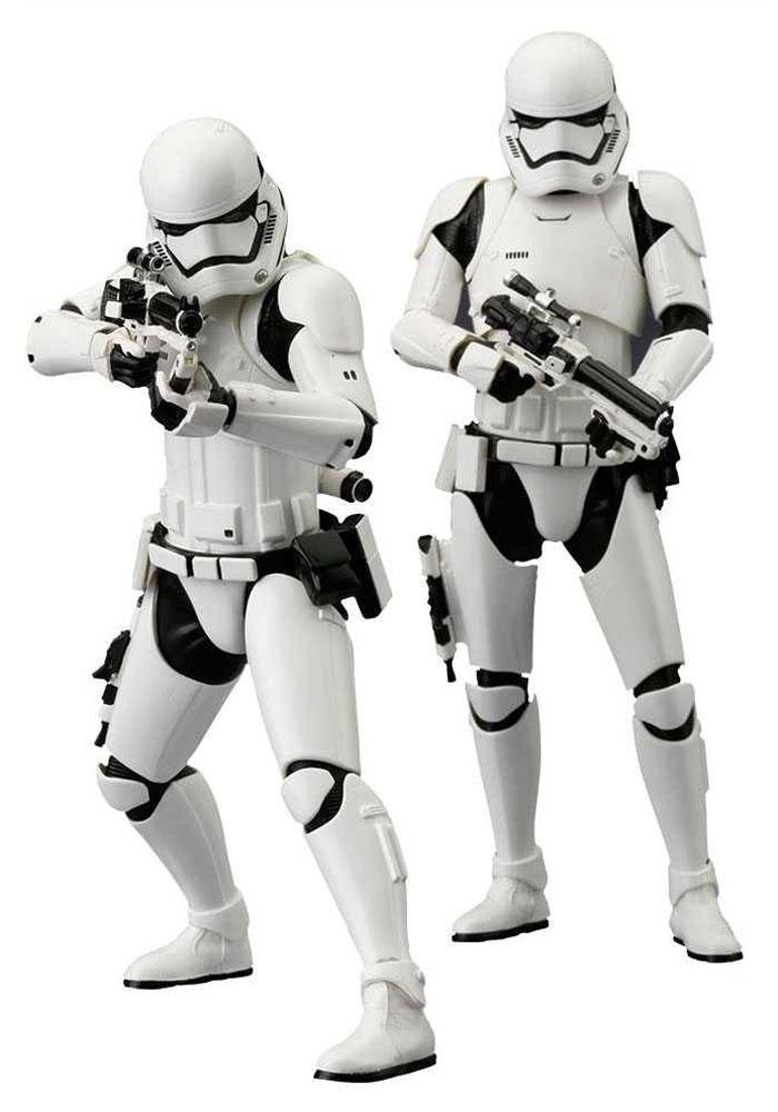 Звездные войны Пробуждение Силы. Набор статуэток Два штурмовика Первого ордена