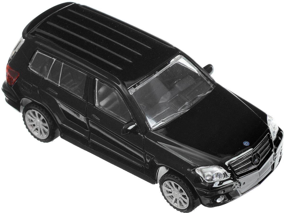 Rastar Модель автомобиля Mercedes-Benz GLK Class цвет черный33900-RASTAR_черныйМодель автомобиля Rastar Mercedes-Benz GLK Class будет отличным подарком как ребенку, так и взрослому коллекционеру. Благодаря броской внешности, а также великолепной точности, с которой создатели этой модели масштабом 1:43 передали внешний вид настоящего автомобиля, машинка станет подлинным украшением любой коллекции авто. Модель будет долго служить своему владельцу благодаря металлическому корпусу с элементами из пластика. Колеса машинки оснащены свободным ходом. Модель автомобиля Rastar Mercedes-Benz GLK Class обязательно понравится вашему ребенку и станет достойным экспонатом любой коллекции.