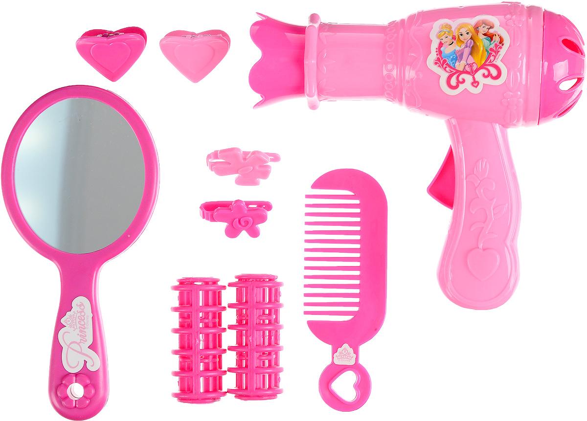 Играем вместе Игрушечный набор аксессуаров для девочек Disney Принцесса 9 предметов
