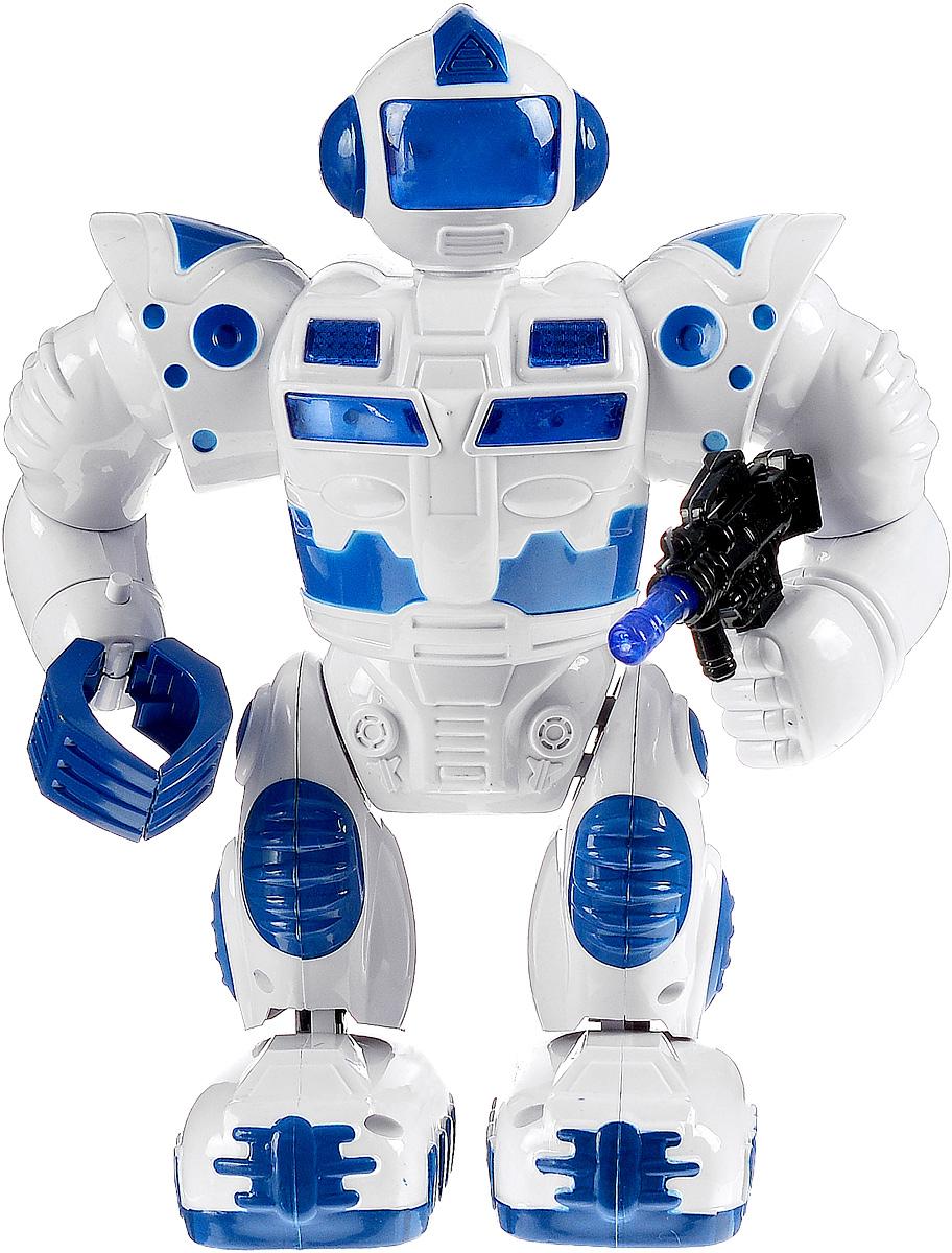 Играем вместе Робот цвет белый синий