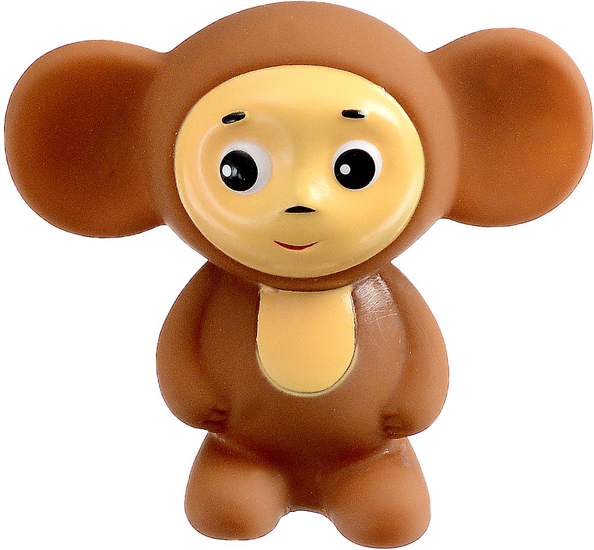 Играем вместе Игрушка для ванной Чебурашка 5R5RИгрушка для ванной Играем вместе Чебурашка понравится вашему малышу и развлечет его во время купания. Она выполнена из безопасного материала в виде главного героя популярного детского мультфильма. Размер игрушки идеален для маленьких ручек малыша. Игрушка может брызгать водой и пищать. Игрушка для ванной способствует развитию воображения, цветового восприятия, тактильных ощущений и мелкой моторики рук.