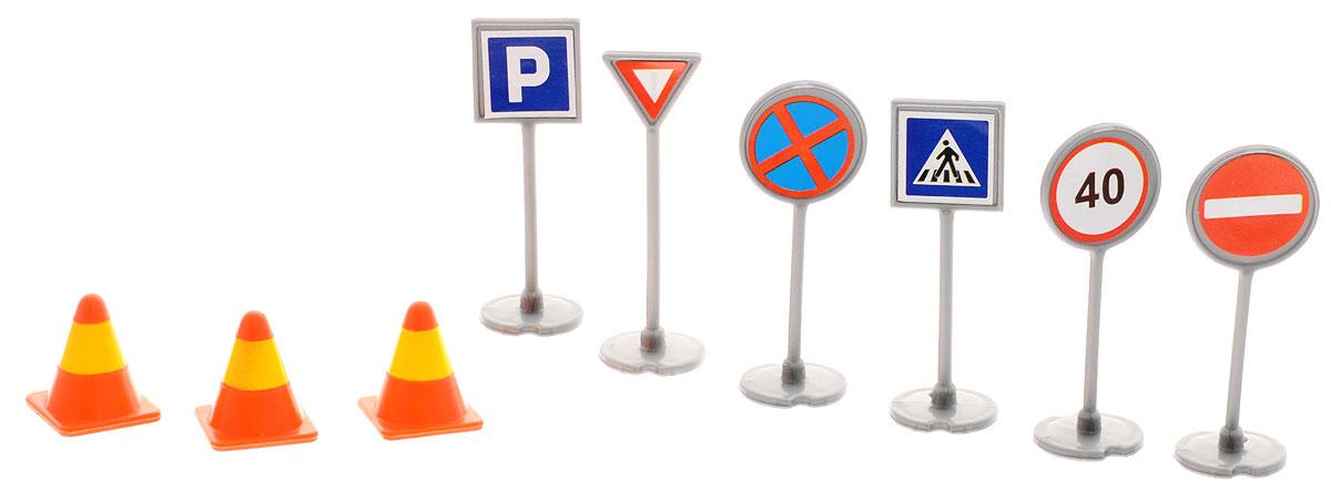 ТехноПарк Набор Дорожные знаки