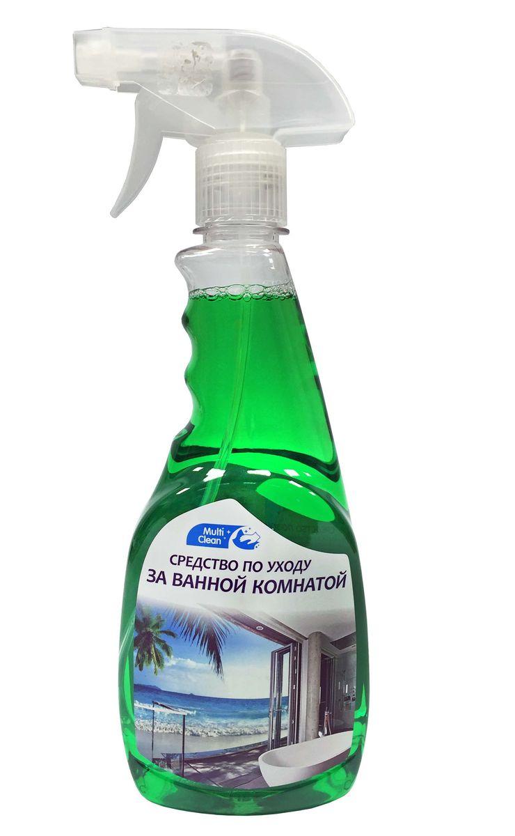 Средство по уходу за ванной комнатой Multiclean, 0,5 л201636Не повреждает межплиточные швы, сохраняет цвет и текстуру покрытия. Не требует тщательного втирания и дополнительной полировки. Придает приятную свежесть и блеск.