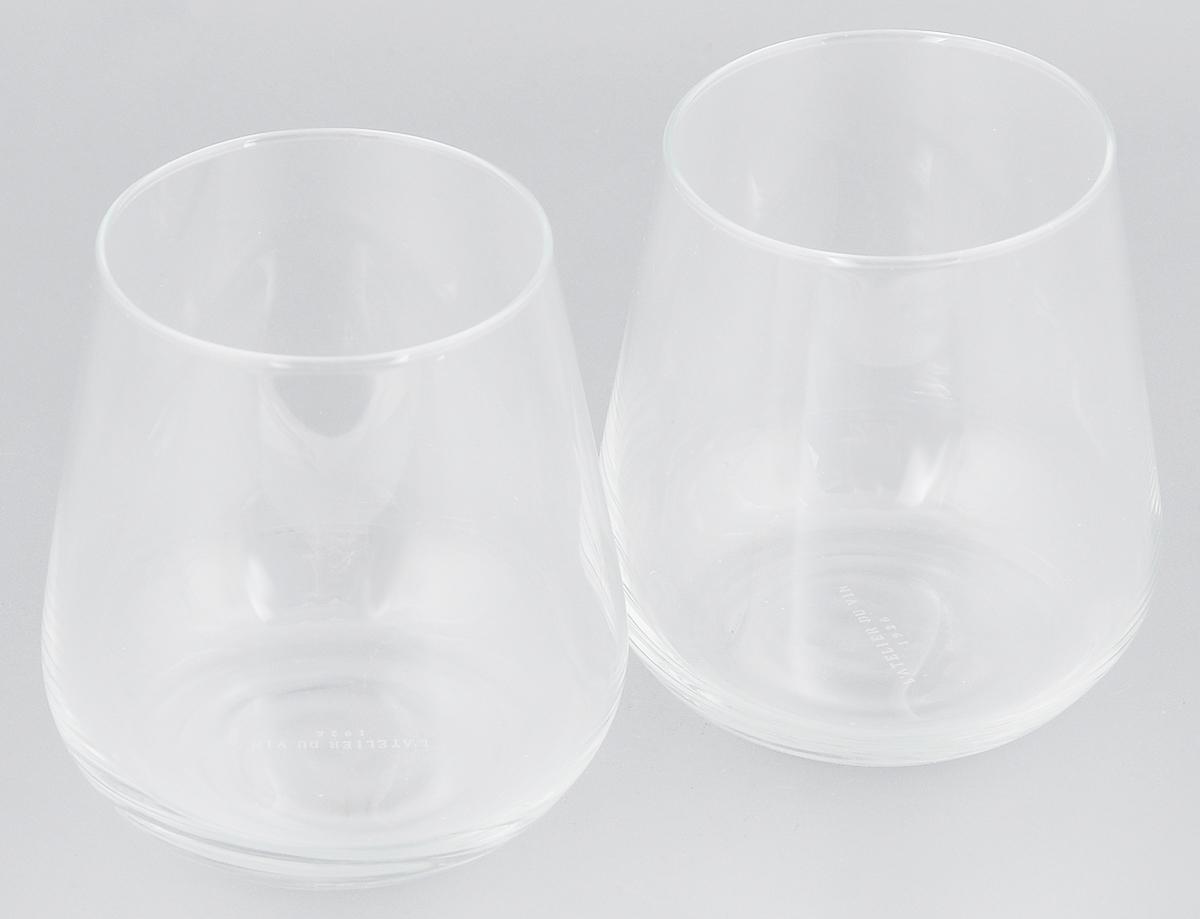 Набор бокалов LATELIER DU VIN Гуд Сайз Лондж, 250 мл, 2 шт95170Набор LATELIER DU VIN Гуд Сайз Лондж состоит из двух бокалов, выполненных из прочного стекла. Изделия отлично подходят для подачи коньяка, бренди и других напитков. Бокалы сочетают в себе элегантный дизайн и функциональность. Набор бокалов LATELIER DU VIN Гуд Сайз Лондж прекрасно оформит праздничный стол и создаст приятную атмосферу за ужином. Такой набор также станет хорошим подарком к любому случаю. Можно мыть в посудомоечной машине. Диаметр бокала по верхнему краю: 6,2 см. Высота бокала: 8,5 см.