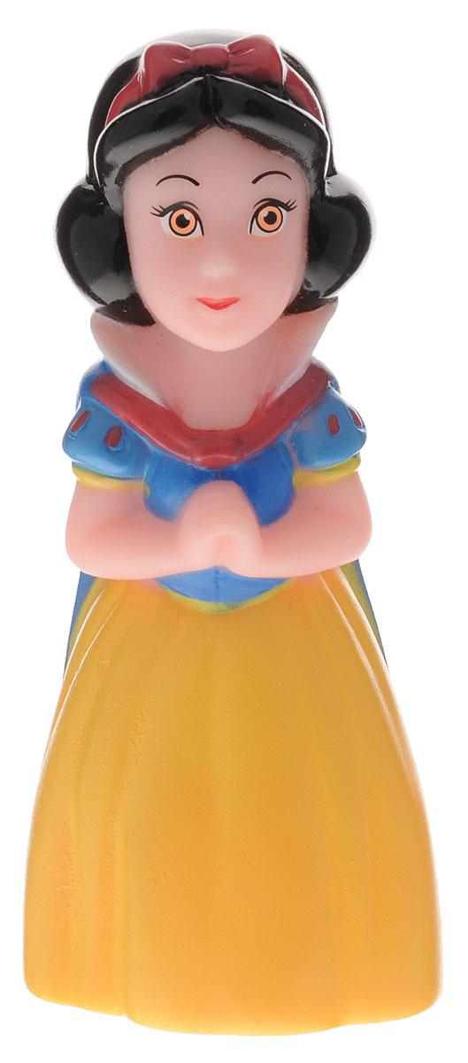 Играем вместе Игрушка для ванной Белоснежка19-23RUS-24R_брюнетка/синий/жёлтый/2Игрушка для ванной Играем вместе Белоснежка обязательно понравится вашей малышке и превратит купание в веселый и увлекательный процесс. Игрушка для ванны в виде красавицы принцессы понравится юным поклонникам Диснея, особенно девочкам. Если у детей есть боязнь воды, то игрушка поможет им преодолеть этот страх. Игрушка яркая и четко прорисована, что очень важно для правильного цветовосприятия ребенка. Размер игрушки идеален для маленьких ручек малыша. Игрушка может брызгать водой и пищать. Игрушка для ванной способствует развитию воображения, тактильных ощущений и мелкой моторики рук.