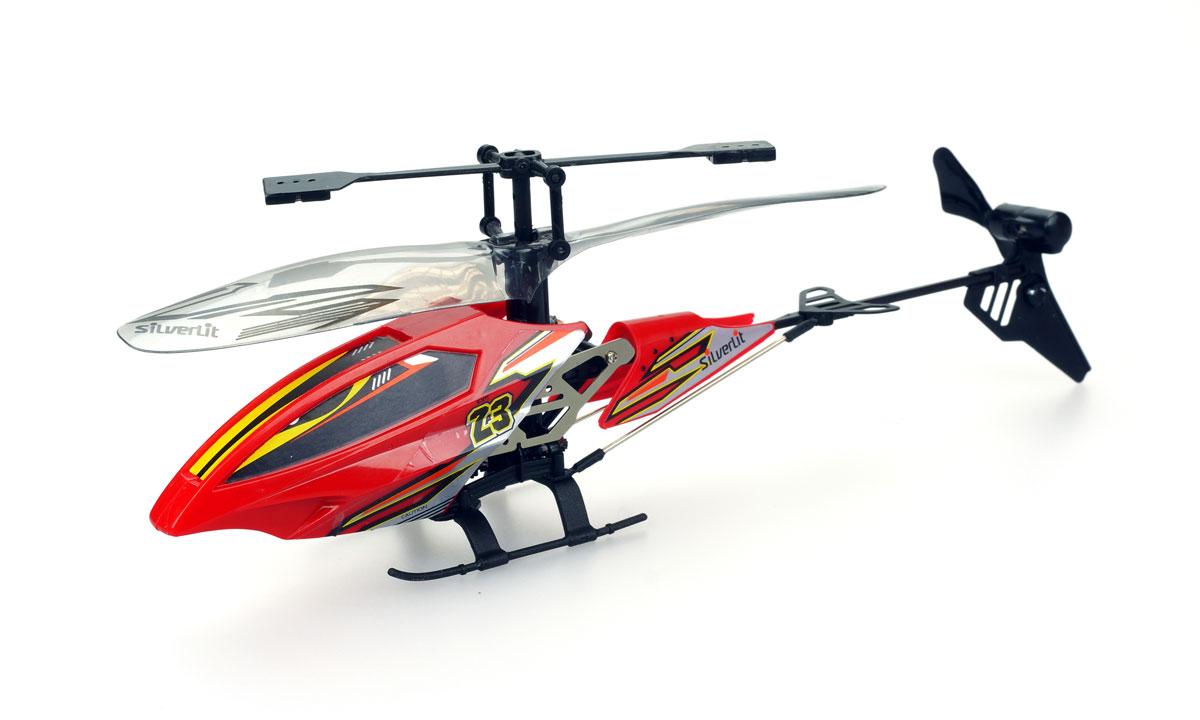 Silverlit Вертолет на радиоуправлении Вихрь цвет красный