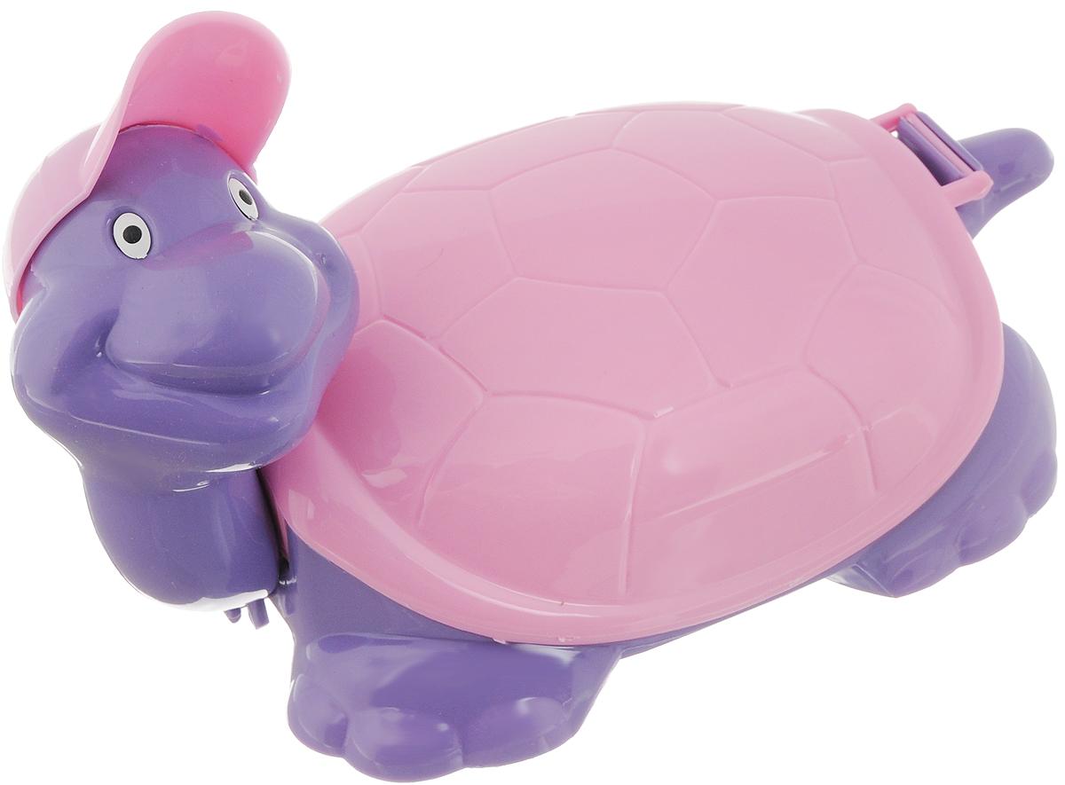 Щетка Indecor Черепаха, цвет: розовый, фиолетовыйIND027p_розовый, фиолетовыйЩетка Indecor Черепаха, изготовленная из пластика, выполнена в виде черепахи. Она универсальна и прекрасно подойдет для поддержания чистоты. Благодаря оригинальному и дружелюбному дизайну такая щетка станет незаменимым инструментом в вашем доме. Для наилучшего эффекта щетку необходимо использовать вместе с чистящими средствами, рекомендованными для поверхностей, которые вы обрабатываете. Размер изделия: 12 х 20 х 12,5 см. Размер рабочей поверхности: 6,8 х 11 см.