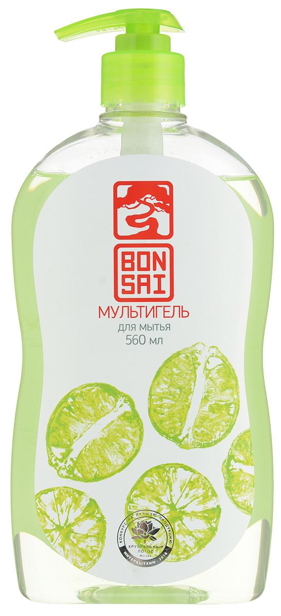 Гель для мытья посуды Bonsai, с ароматом свежего лайма, 560 мл420532Гель для мытья посуды Bonsai содержит природный антисептический, антибактериальный и антиоксидантный компонент - натуральный экстракт свежего лайма. Обладает дезодорирующим эффектом, полностью устраняет неприятные запахи. Прекрасно и абсолютно безопасно очищает посуду и кухонные поверхности. Можно использовать для мытья овощей и фруктов, детских принадлежностей. Полностью смывается. Специальная формула не сушит руки. Гель эффективен даже в холодной воде. Благодаря уменьшенному расходу наносит меньше вреда окружающей среде. Товар сертифицирован.