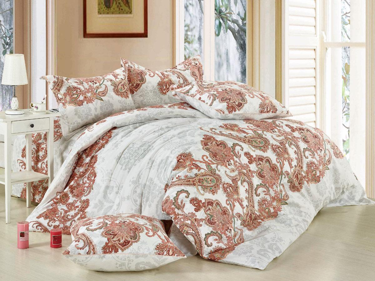 Комплект белья Cleo Дивное дежавю, 1,5-спальный, наволочки 70x7015/011-BLКомплект постельного белья Cleo выполнен из высококачественной бязи люкс (100% хлопок), которая идеально подходит для любого времени года Постельное белье из бязи имеет ряд уникальных свойств: экологичность, гипоаллергенность, сохраняет внешний вид на долгие годы, не садится, легко гладится, не накапливает статического электричества, обладает исключительной терморегуляцией, загрязнения прекрасно отстирываются любыми средствами. Благодаря особому способу переплетения нитей в полотне, обеспечивается особая плотность ткани, что делает ее устойчивой к износу. Высокая плотность - это залог прочности и долговечности, однако она не влияет на удовольствие от прикосновения. Благодаря пигментному способу нанесения печати даже после многократных стирок в деликатном режиме постельное белье сохраняет свой первоначальный вид. Такое постельное белье окутает вас своей нежностью и подарит спокойный комфортный сон, а яркие оригинальные дизайны стильно дополнят...