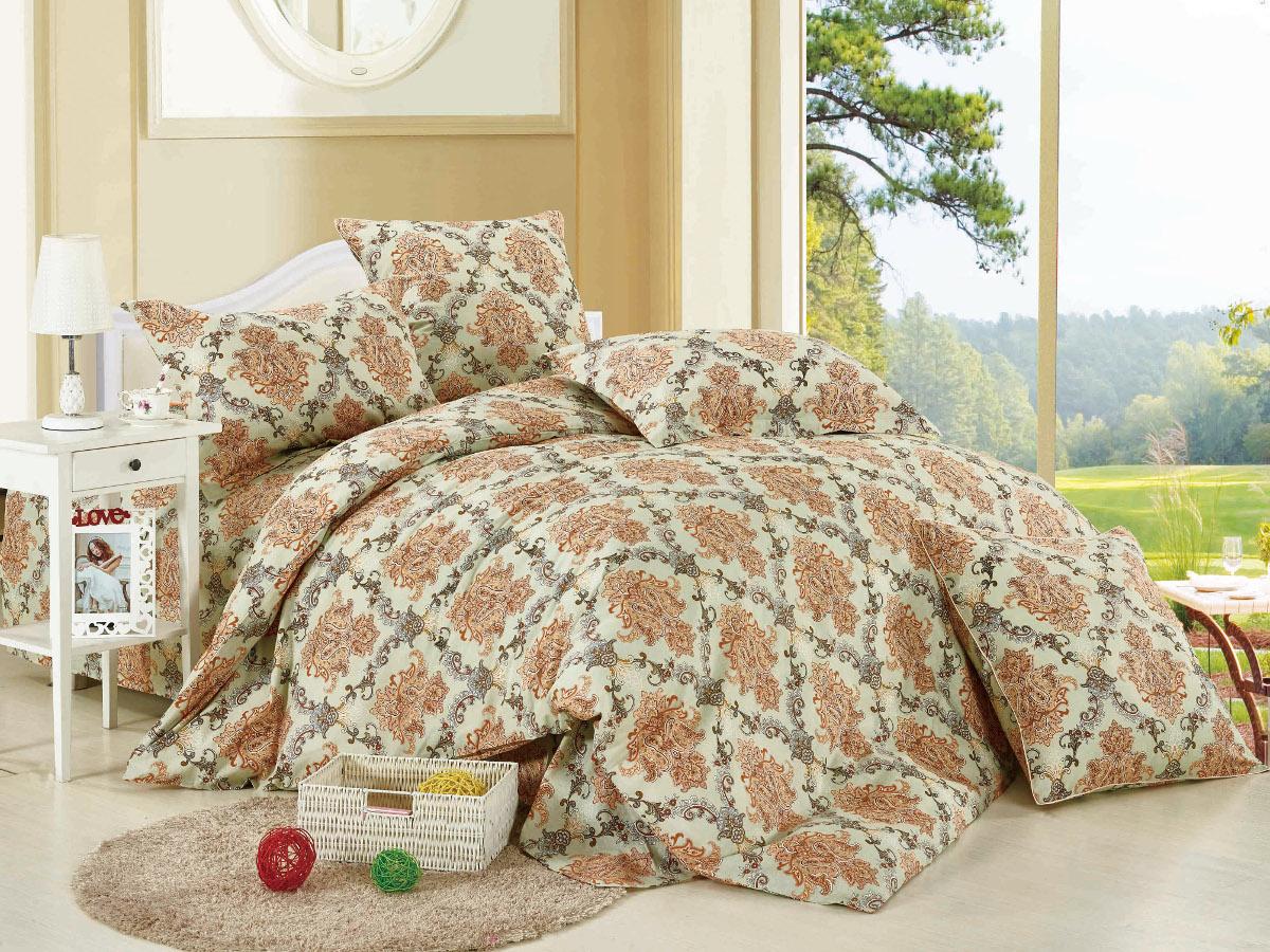 Комплект белья Cleo Сладкий сон, 2-спальный, наволочки 70x7020/010-BLКомплект постельного белья Cleo выполнен из высококачественной бязи люкс (100% хлопок), которая идеально подходит для любого времени года Постельное белье из бязи имеет ряд уникальных свойств: экологичность, гипоаллергенность, сохраняет внешний вид на долгие годы, не садится, легко гладится, не накапливает статического электричества, обладает исключительной терморегуляцией, загрязнения прекрасно отстирываются любыми средствами. Благодаря особому способу переплетения нитей в полотне, обеспечивается особая плотность ткани, что делает ее устойчивой к износу. Высокая плотность - это залог прочности и долговечности, однако она не влияет на удовольствие от прикосновения. Благодаря пигментному способу нанесения печати даже после многократных стирок в деликатном режиме постельное белье сохраняет свой первоначальный вид. Такое постельное белье окутает вас своей нежностью и подарит спокойный комфортный сон, а яркие оригинальные дизайны стильно дополнят...