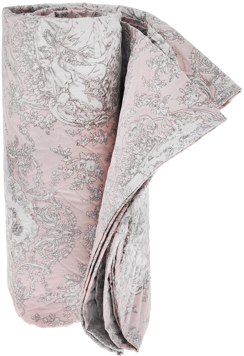 Покрывало Karna Modalin, цвет: серый, светло-розовый, 200 х 220 см2086/CHAR004Стеганое покрывало Karna Modalin гармонично впишется в интерьер вашего дома и создаст атмосферу уюта и комфорта. Покрывало выполнено из прочного полиэстера. Высочайшее качество материала гарантирует безопасность не только взрослых, но и самых маленьких членов семьи. Ткань при стирке не красится и не мнется. Современный декоративный текстиль для дома должен быть качественным продуктом и отличаться ярким и современным дизайном. Именно поэтому продукция марки Karna отвечает всем запросам современных покупателей.