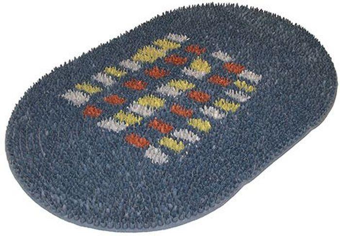 Коврик напольный Sindbad, цвет: серый, 40 x 60 см. FRG 05GYFRG 05GYКоврик Sindbad изготовлен из прочной резины высокого качества. Коврик легко моется водой. Изделие не меняет цвет со временем, не гниет, что гарантирует долгий срок службы. Эффективно очищает обувь от сильных загрязнений. Коврик обладает противоскользящим эффектом. Изделие прекрасно защищает от песка, грязи и пыли.