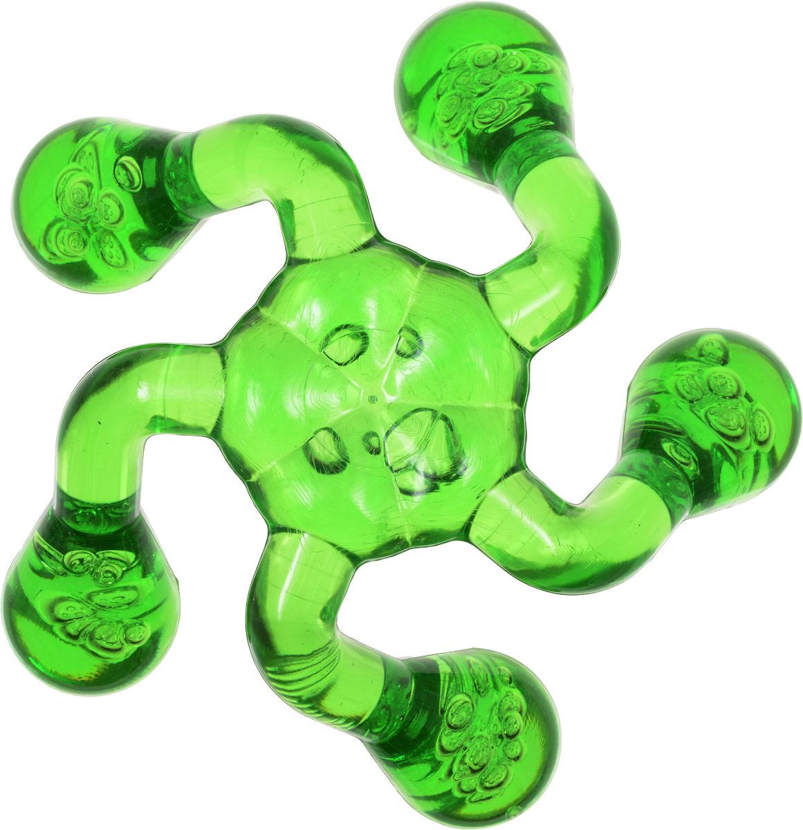 Лапонька-1 Мануальный массажер, цвет: темно-зеленыйЛапонька-1_темно-зеленый