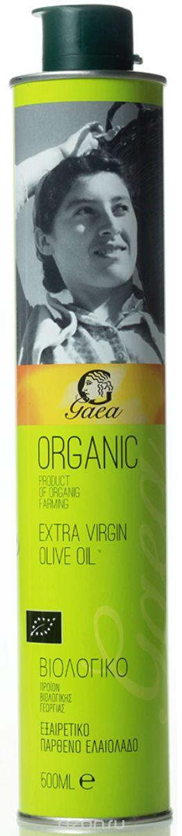 Gaea Organic Extra Virgin масло оливковое, 0,5 л