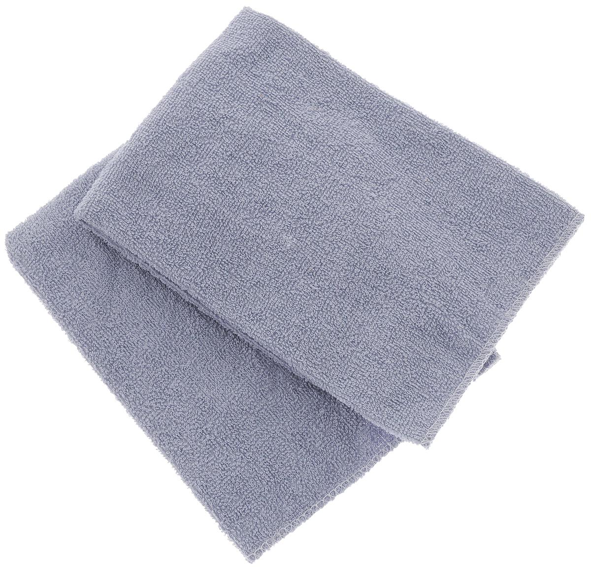 Набор салфеток Главдор, для мойки и полировки автомобиля, цвет: серый, 39 х 39 см, 2 штGL-89-003_серыйНабор Главдор состоит из двух салфеток, выполненных из 100% хлопковой мягкой махровой ткани. Салфетки хорошо подходят для удаления пыли, нанесения очистителей и полиролей. Используются также для располировки автомобильной косметики на любых поверхностях автомобиля. Пригодны для многократного применения. Можно стирать. Размер салфетки: 39 х 39 см. Комплектность: 2 шт.