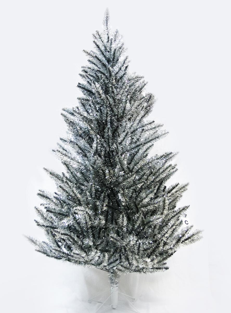 Ель искуственная Moranduzzo Ледяной декор, цвет: серебристый, высота 185 см384106Ель Ледяной декор H185 D119см, цвет серебро Lovemark