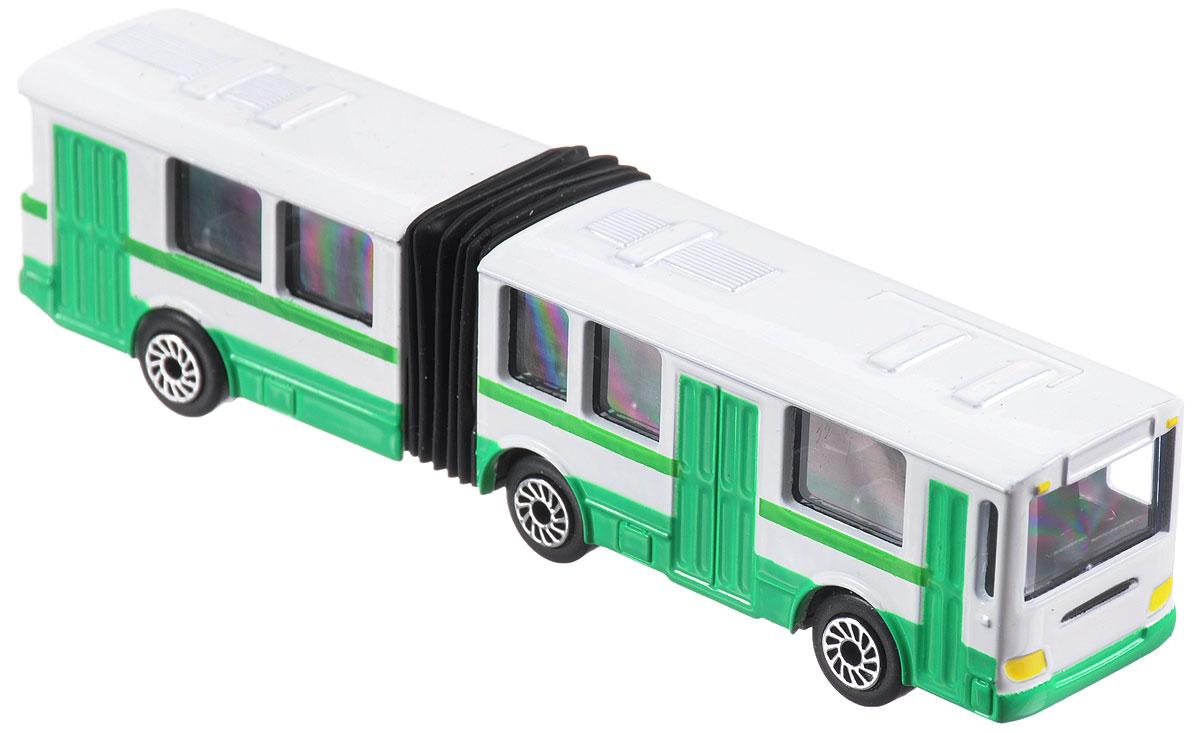 ТехноПарк АвтобусSB-15-34-BАавтобус ТехноПарк представляет собой игрушечный городской транспорт. Автобус - самый распространенный вид наземного транспорта. Теперь у мальчика будет такая игрушка, которая очень похожа на настоящий автотранспорт. Ребенок может играть с ним, воображать себя водителем, строить остановки и многое другое, что позволит детская фантазия. Автобус выполнен из качественных и безопасных материалов.