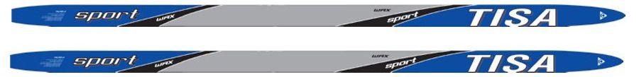 Беговые лыжи Tisa Sport Step Junior, 120 см. N90812N90812Классические лыжи для начинающих и любителей лыжных прогулок. Деревянный сердечник Air Channel, синтетическая скользящая поверхность и обработка Ultra Tuning обеспечивают отличное скольжение. Лыжи Step - c насечками T-scale. (made by Fischer).