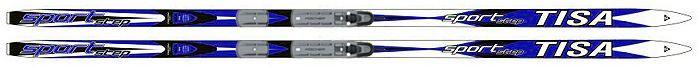 Беговые лыжи Tisa Sport Step, с креплением, 200 см. N91312N91312Классические лыжи для начинающих и любителей лыжных прогулок. Деревянный сердечник Air Channel, синтетическая скользящая поверхность и обработка Ultra Tuning обеспечивают отличное скольжение. Лыжи Step - c насечками T-scale. (made by Fischer).