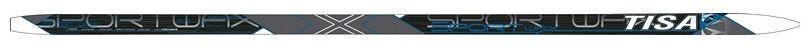 Беговые лыжи Tisa Sport Wax, 200 см. N90915N90915Лыжи для любителей, также рекомендуются для начинающих, предназначены для прогулок классическим ходом. Технологии: Air Channel – облегченный деревянный сердечник Standart Base – синтетическая скользящая поверхностьU ltra Turning – универсальная структура на широкий температурный диапазон